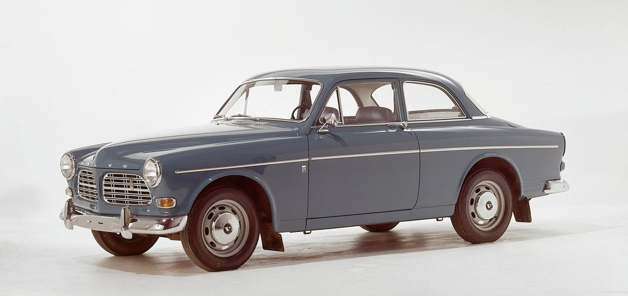 Volvoklub ČR - P130 AMAZON 2-D